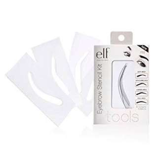 Elf Eyebrow stencil kit