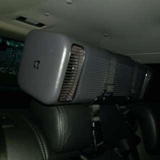小米汽車空氣淨化機