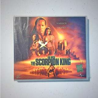 The Scorpion King (2002) Original CD