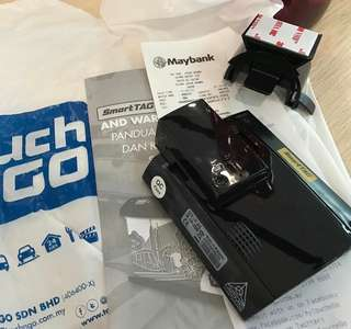 Smart Tag Touch N Go brand new
