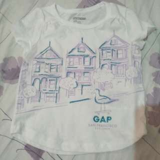 Brand new Baby Gap top