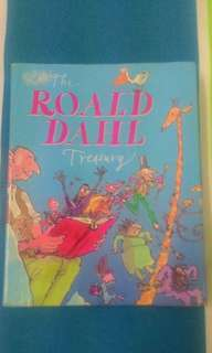 Roald Dahl Treasury Book