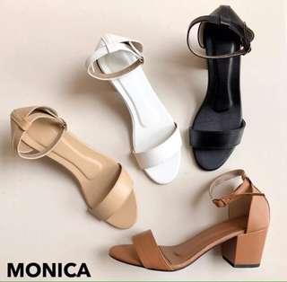 MONICA Block Heels