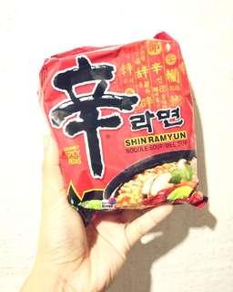 Shin Ramyun PHP 55 original price 75