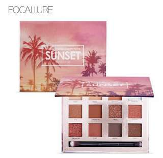 [PO] FOCALLURE 12 COLOR EYESHADOW