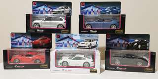 SALE!!! Collector's item: Petron Porsche® Collectibles (5 designs)