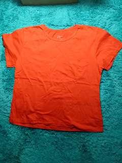 PnC Kaos Orange