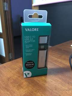 Valore usb-c to usb 3.0 adaptor