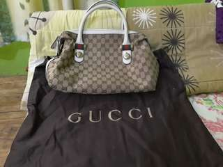 Authentic preloved gucci