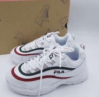Fila ray ready size 41
