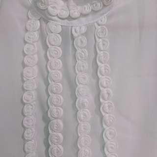 Sleeveless White