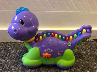 Fisher and Price Leap Frog Dinosaur