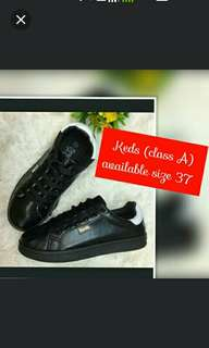 Keds black sneakers/ shoes