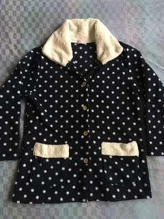 Polka-dots Soft Coat