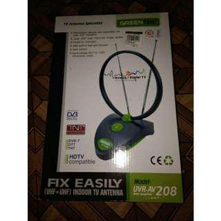 REPOST SALE GREENTEK Indoor T.V. Antenna