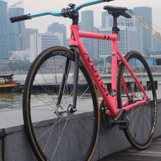 Aventon fixie full bike