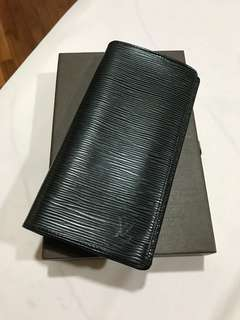Louis Vuitton Wallet Epi Leather