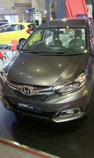 HONDA Mobilio E CVT special edition Lebaran hanya 5.000.000