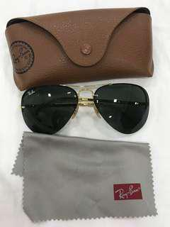 Authentic Ray Ban aviator