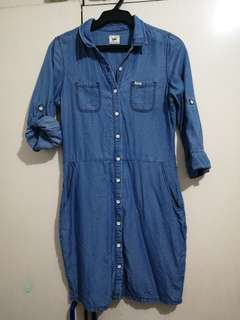 Lee Ladies Chambray Dress