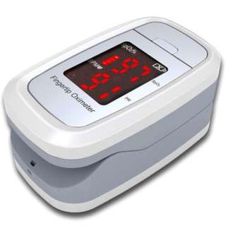🚚 CMS50DL1 Fingertip Pulse Oximeter, Blood Oxygen, Pulse Rate with case and lanyard