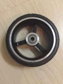 5inch Rear Solid Wheel for CarboAero/Jackhot/Nextdrive/FastWheel