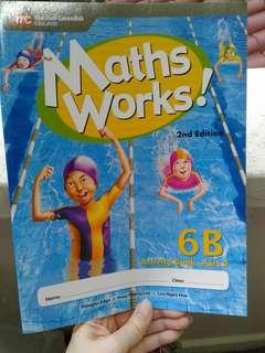 P6 Maths workbook