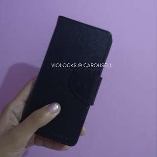 iPhone 6/6s Black Flip Case