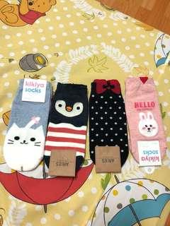 🚚 韓國襪子 korea (任選一雙)