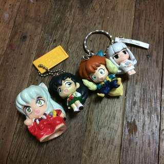 InuYasha Keychains