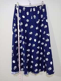 Printed Skirt (🐼 panda prints)