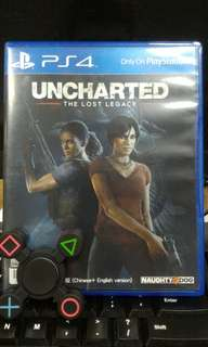 [PS 4] Uncharted The Lost Legacy
