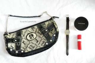 Baby Phat Evening Party Shoulder Wallet Bag