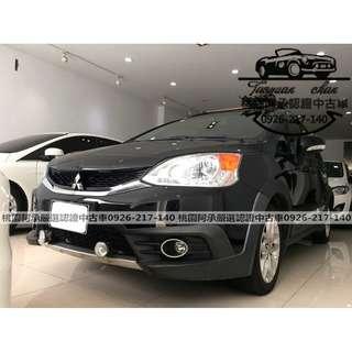 【FB搜尋桃園阿承】三菱 超人氣COLT PLUS X版 2015年 1.5 黑色 二手車 中古車
