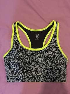 Sports bra (without padding)