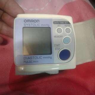 Blood pressure omron