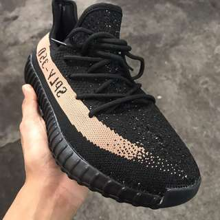 Yeezy Black Series
