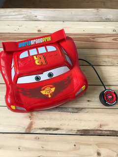 Vtech Lightning Mcqueen educational laptop