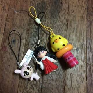 All : Assorted Keychains (Anime)