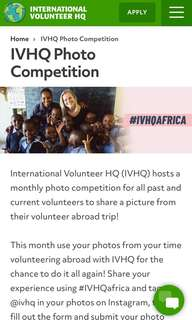 Votes for photo competition