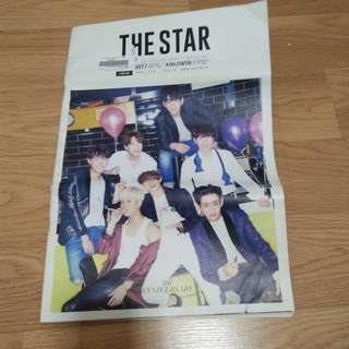 GOT7 THE STAR Cover