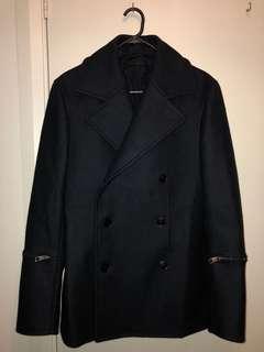 Ermenegildo Zegna Wool coat SIZE 48
