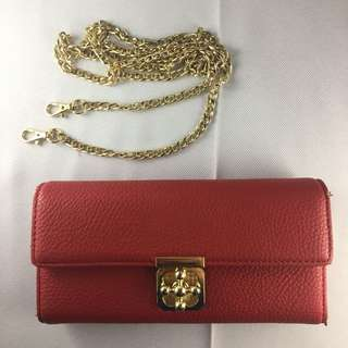 Charming Charlie Red Wallet