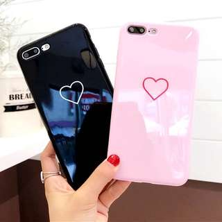 Love Heart iPhone Case (6/6s/6+/6s+/7/7+/8/8+