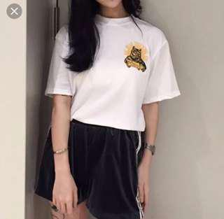 ulzzang Graphic Tee