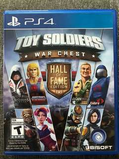 Ps4 Game Toy Soldiers