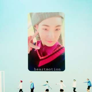 VICTON 빅톤 - From.VICTON 4th Mini Album Hanse Photocard