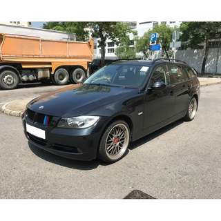 BMW 320IA TOURING (1995cc) 2006