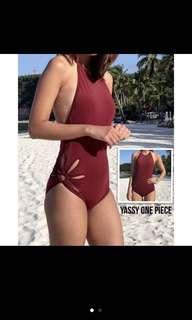 One Piece Swimsuit - Nude Color