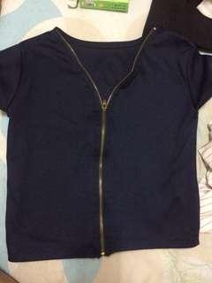 Zipper top